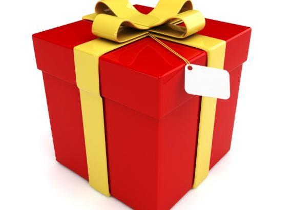 significado de regalar